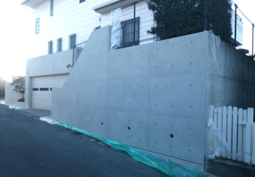 コンクリート打ちっ放し再生塗料